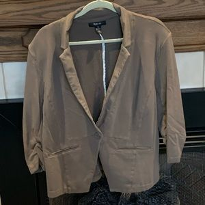 Style & Co- Gray Blazer- Size XL